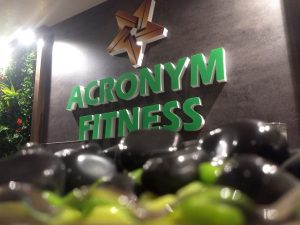 acronym gym in pimple nilakh