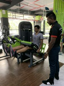 gym trainer in pimple nilakh