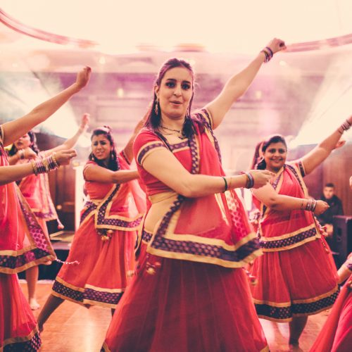 Bollywood Dance in pimple nilakh